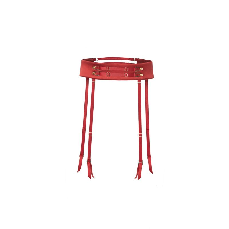 Secure Belt - Red image