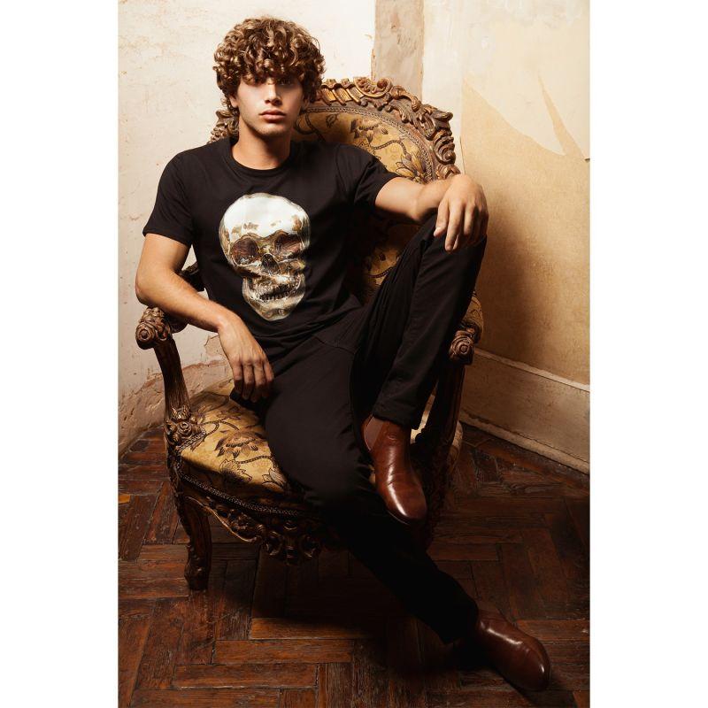 Gold Skull T-Shirt image