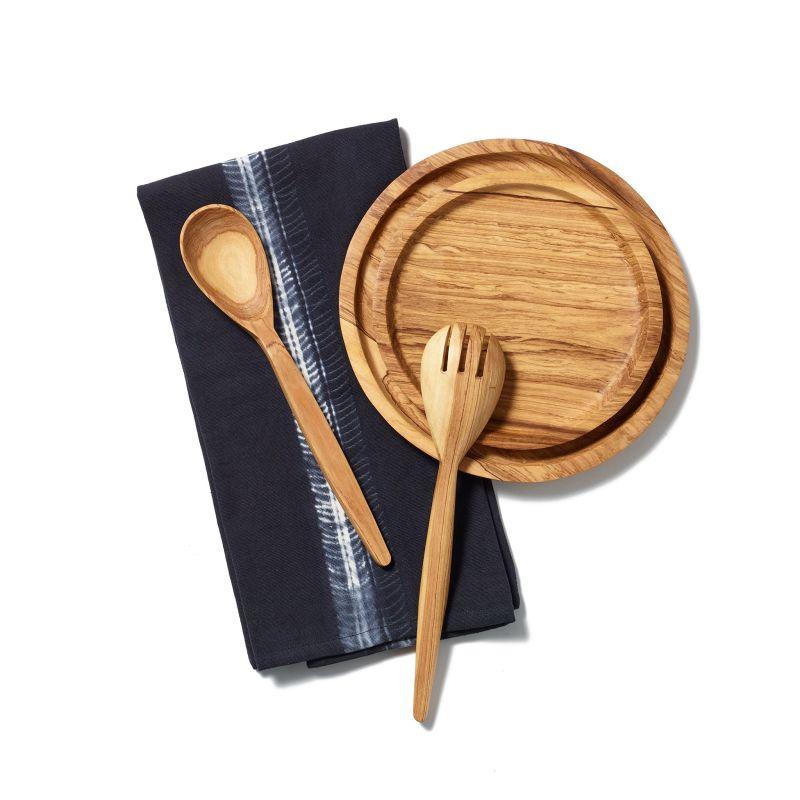 Wooden Serving Set image