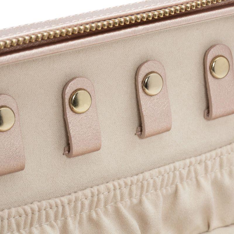 Palermo Zip Case Rose Gold image