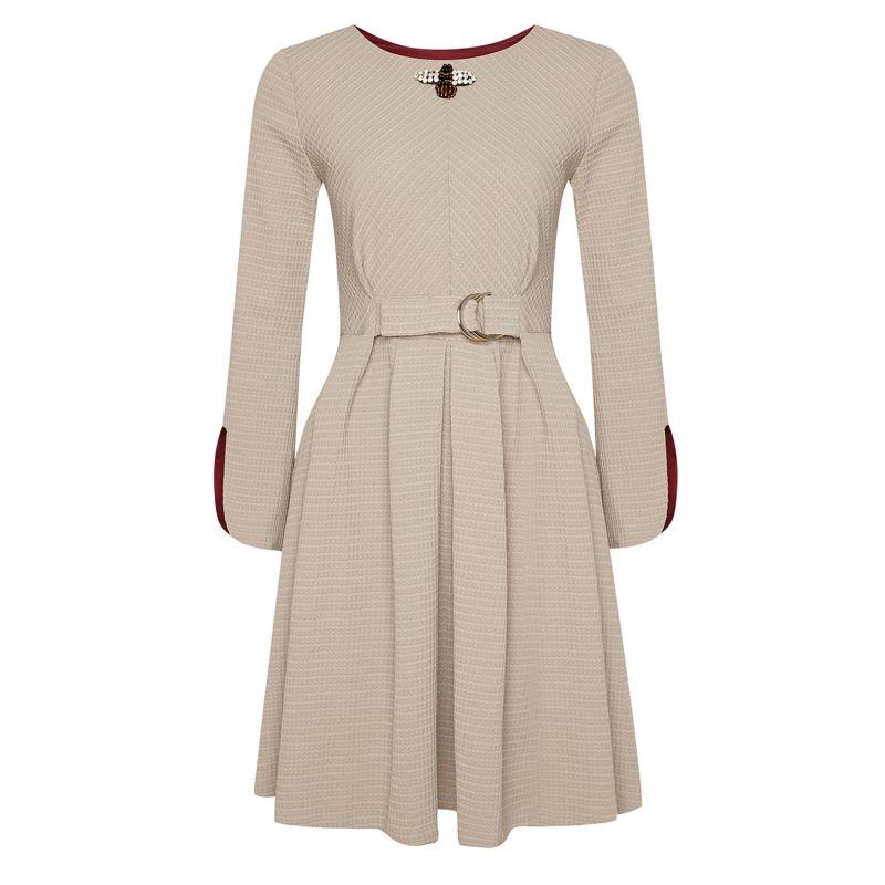 Bee Dress No. 706 grey image