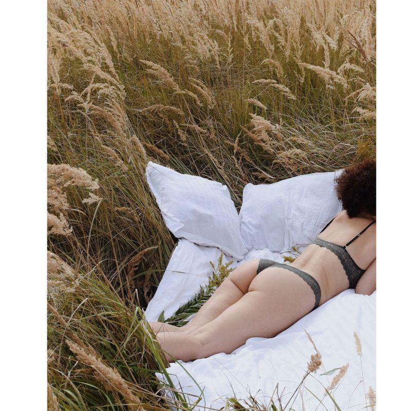 Jade Cheeky Panties image