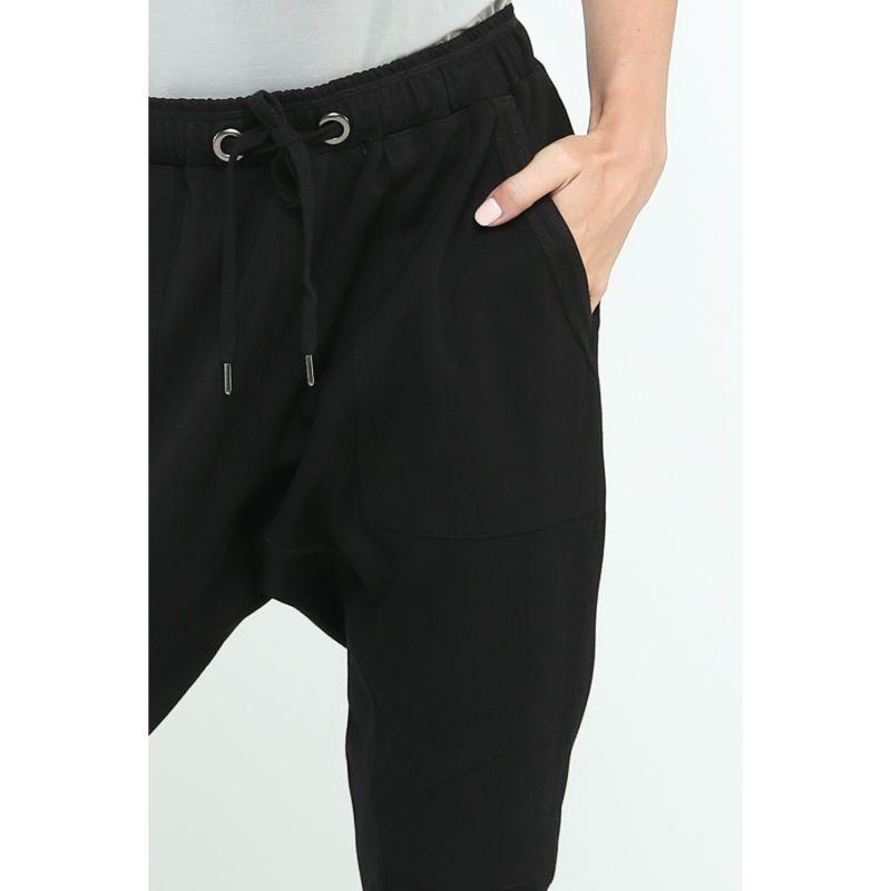 Bazil Low Rise Pant - Black image