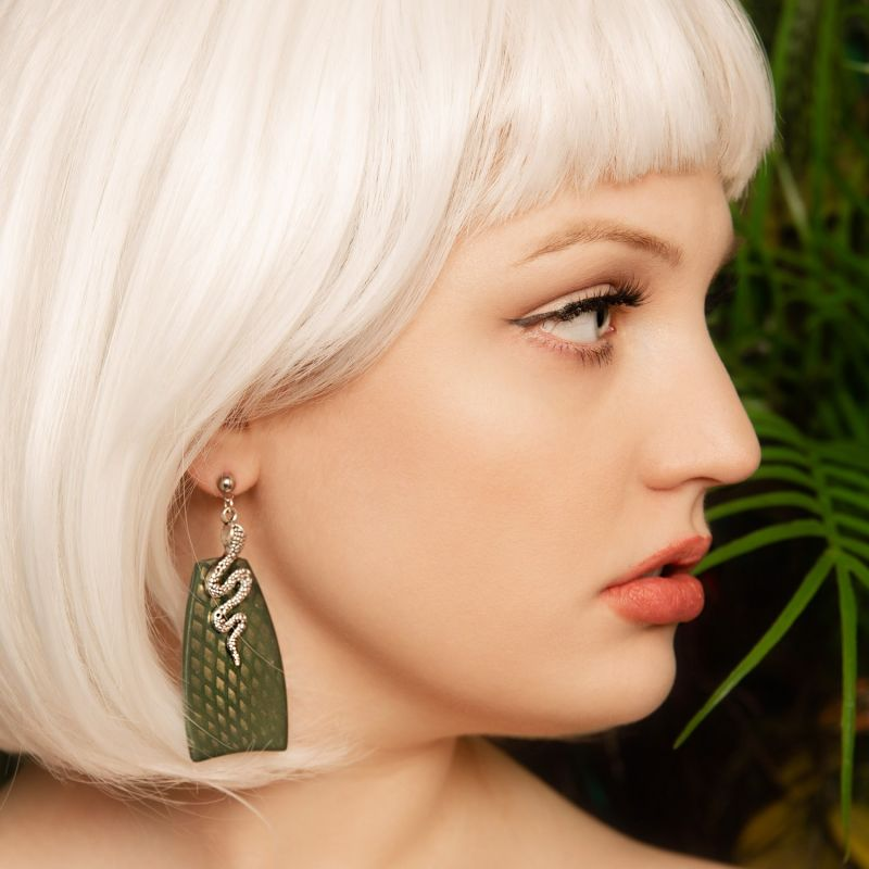 Eve Statement Earrings image