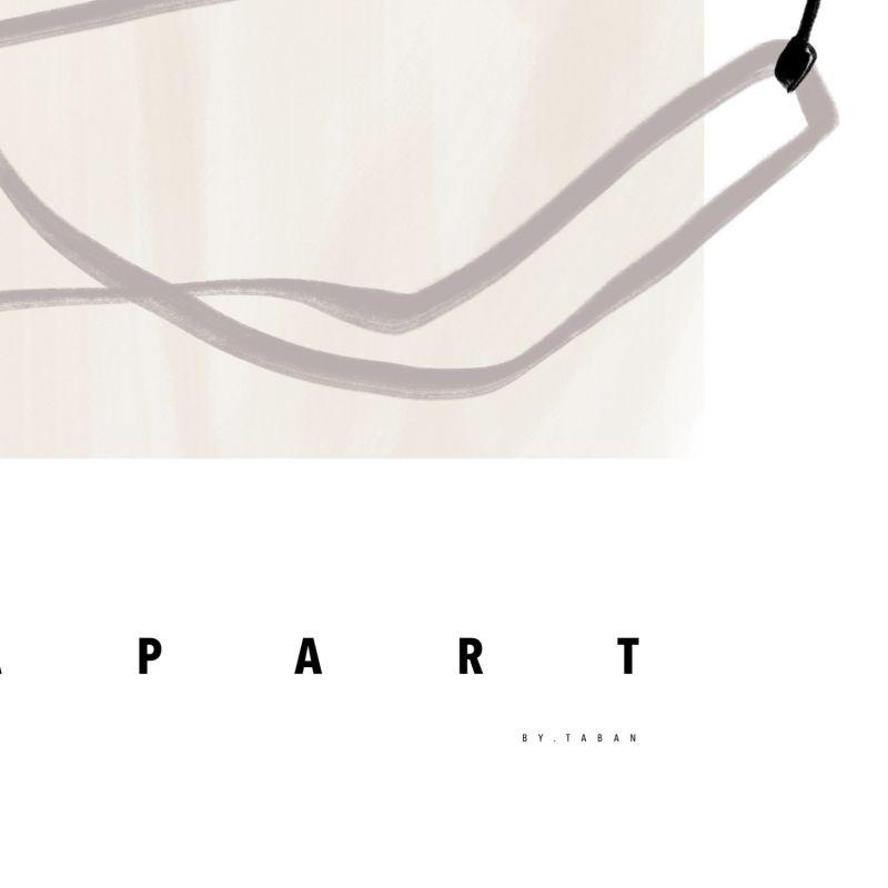 Pull Apart Print - 70x50 image