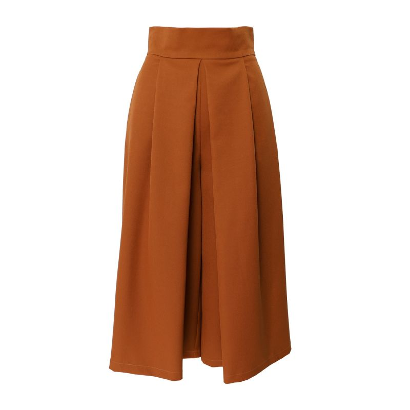 Culotte Pants With Pockets image