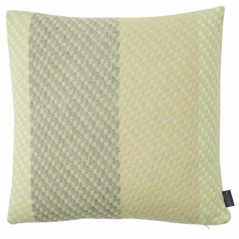 Leaf Green Cushion image