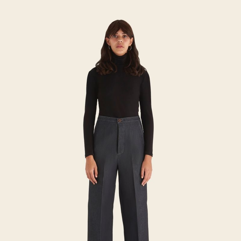 Cycad Turtle Neck Knit image