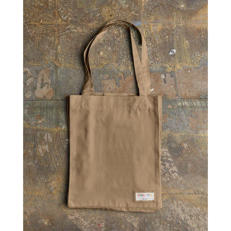 The 4002 Small Organic Tote Bag - Khaki image
