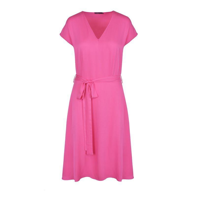 Pink Midi Dress image
