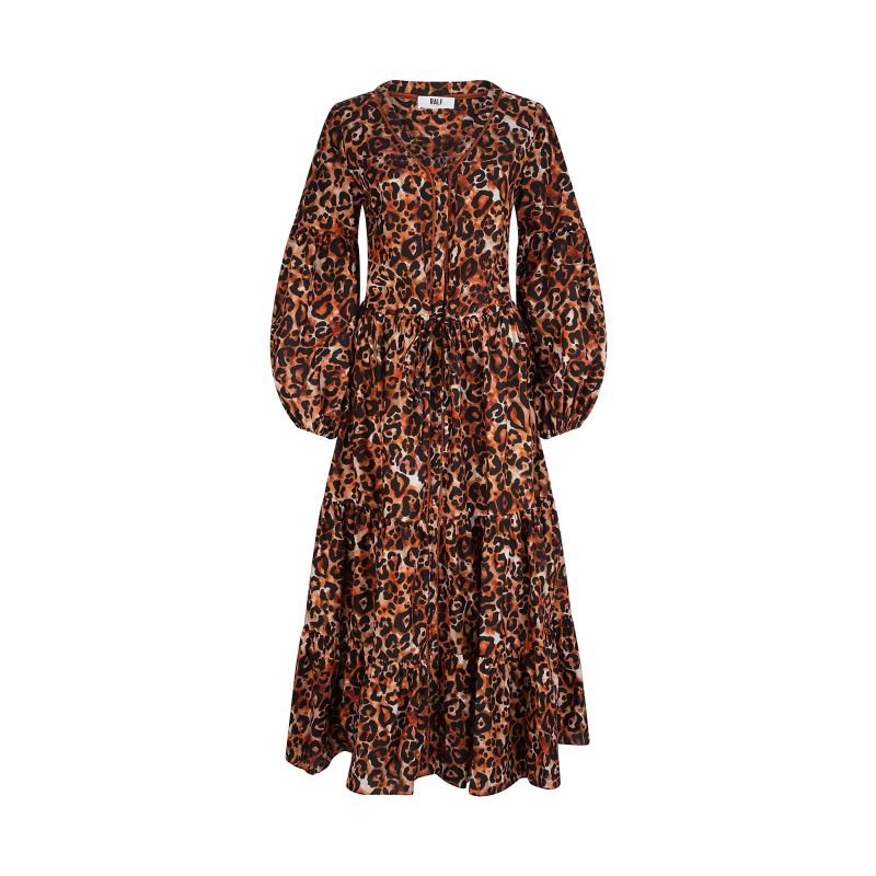 Sorrento Dress Leolou image