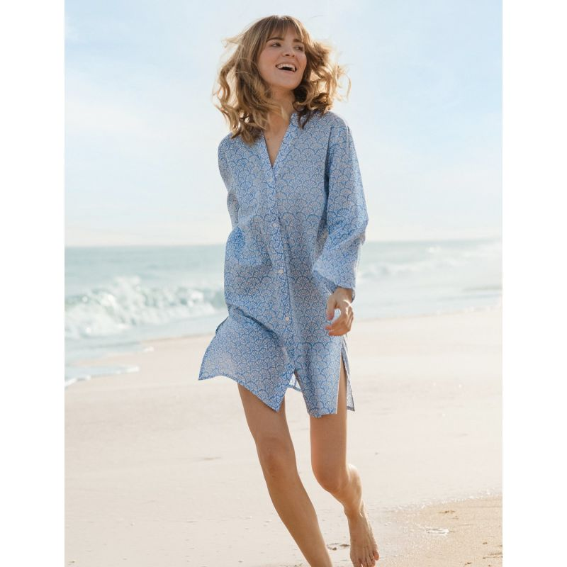 Marina Shirt Dress image