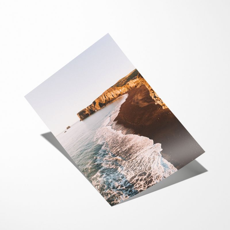 Coast Print - A3 image