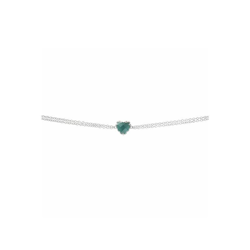 Love Claw Bracelet Blue image