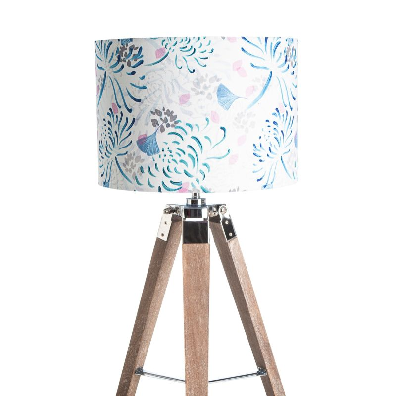 Floral Lampshade image