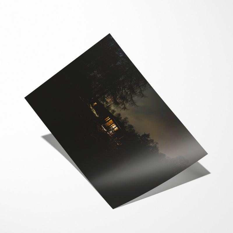 Cabin Print - A2 image