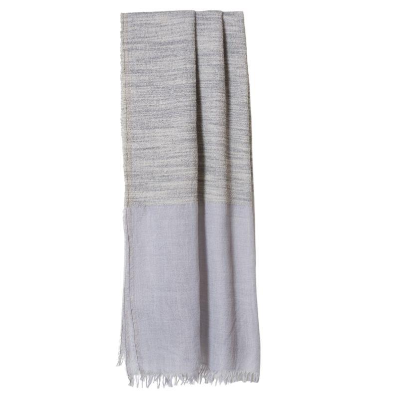 Cashmere Merinos And Silk Scarf image