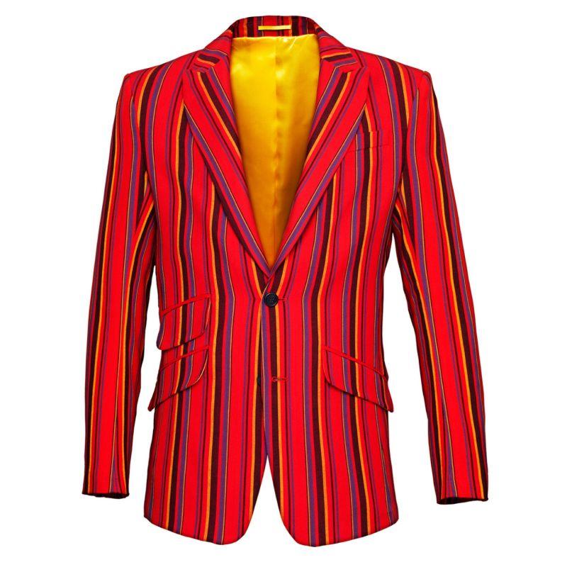 Red Mara Striped Blazer image