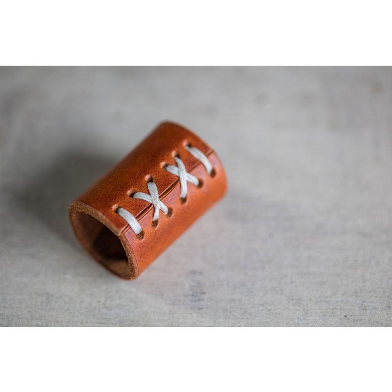 &Sons Leather Toggle - Tan image