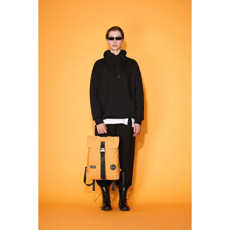 Vance M Backpack Mustard image