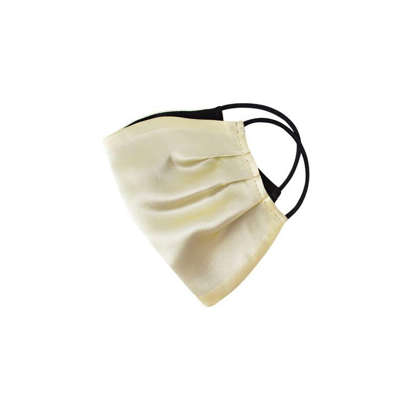 Lemon Silk Face Covering image