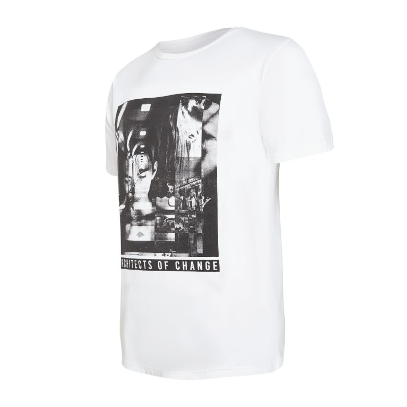Reality Is Wrong White T-shirt image