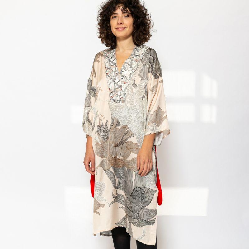 Lola Beige Dress image