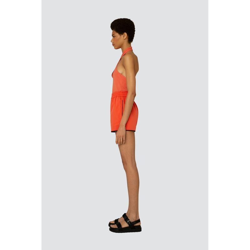 Ellie shorts in orange image