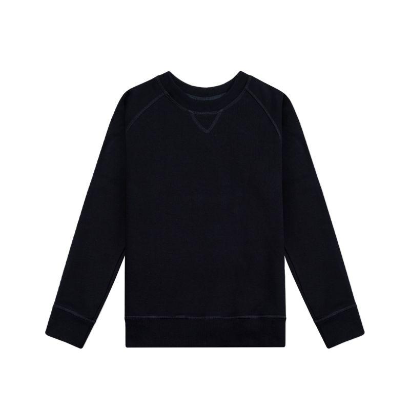 Women's Raglan Sweatshirt Black image