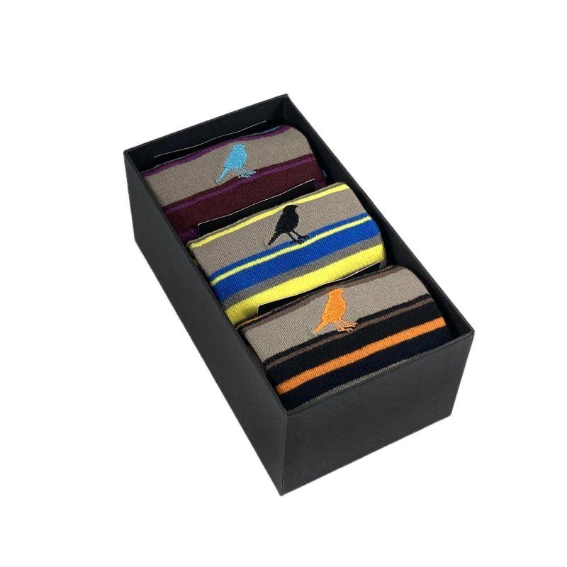 Salmo Stripes 3 Pair Box image
