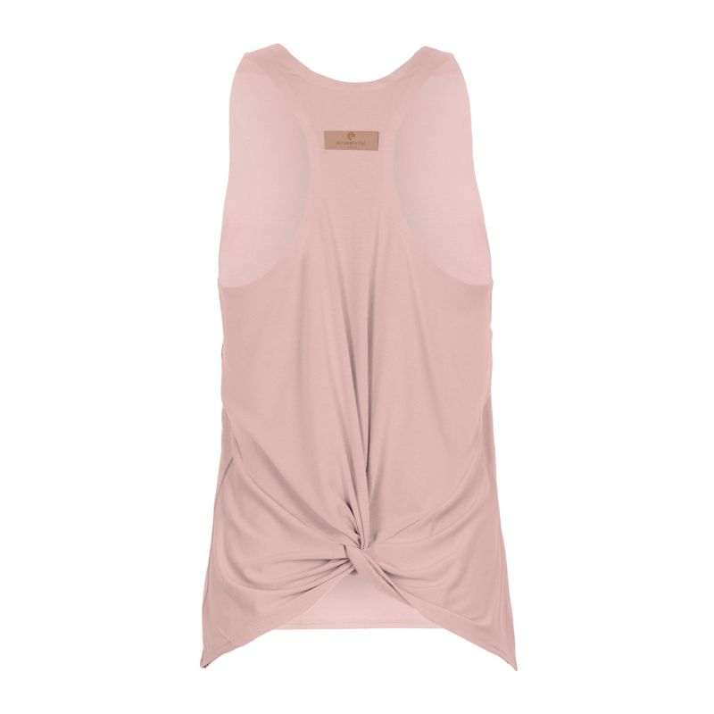 Isle Knot Vest Top Dusty Pink image
