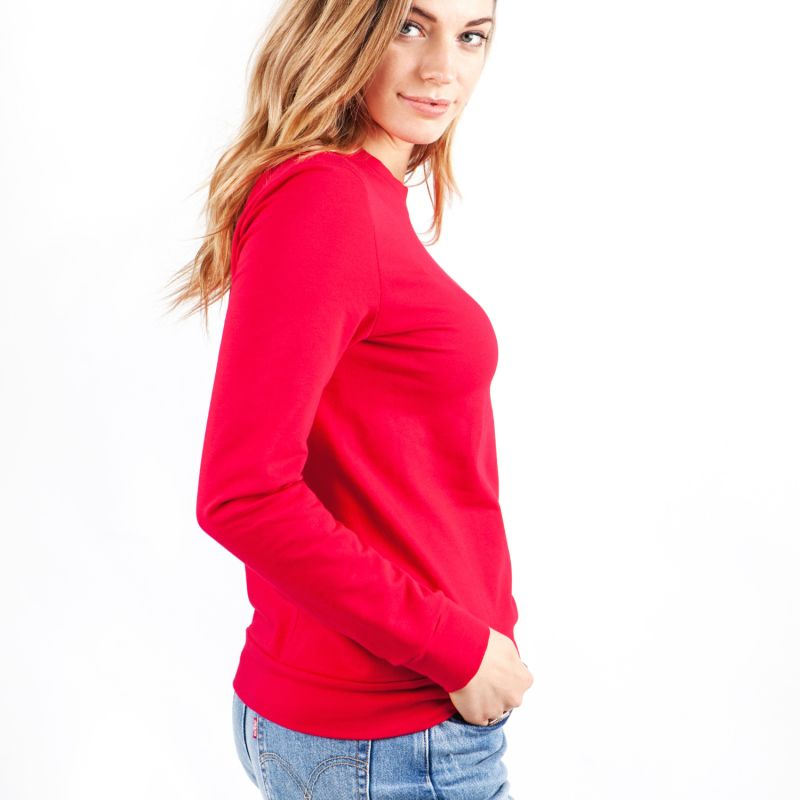 Soft Sweater For Hugs & Touches - Red image