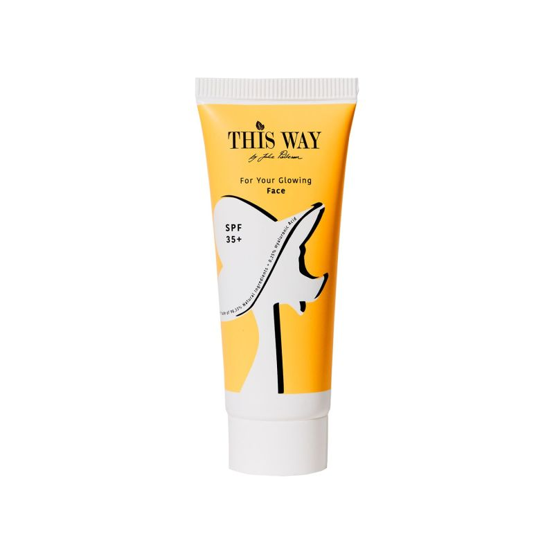 This Way Natural Face Sunscreen Spf 35 With Tint image