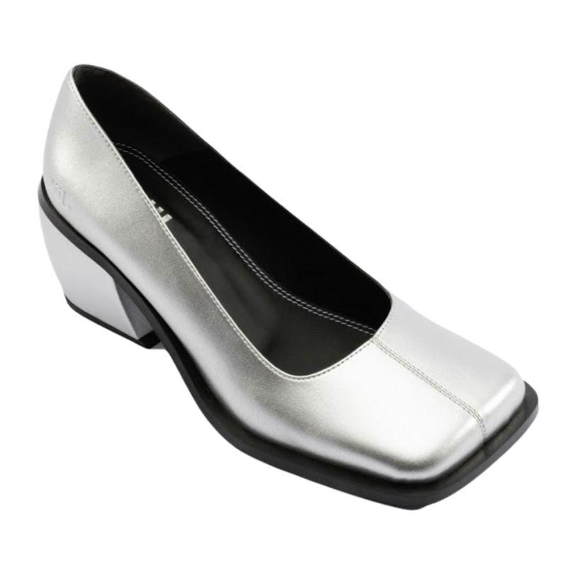 Silver Eros Heels image