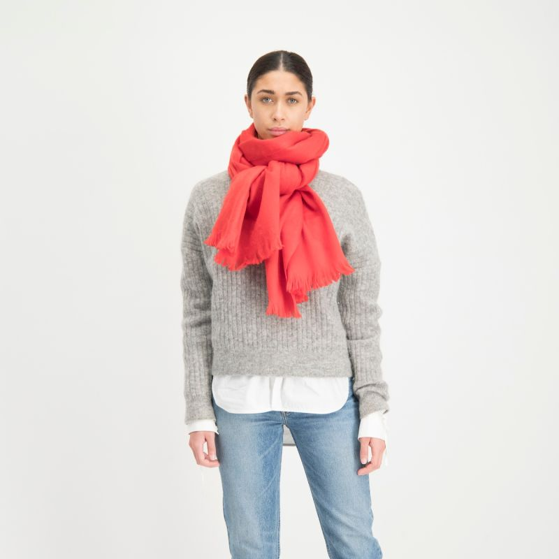 Scarf - Coral image
