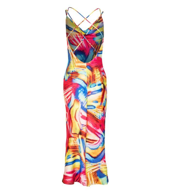 Anthos Coral Dress image