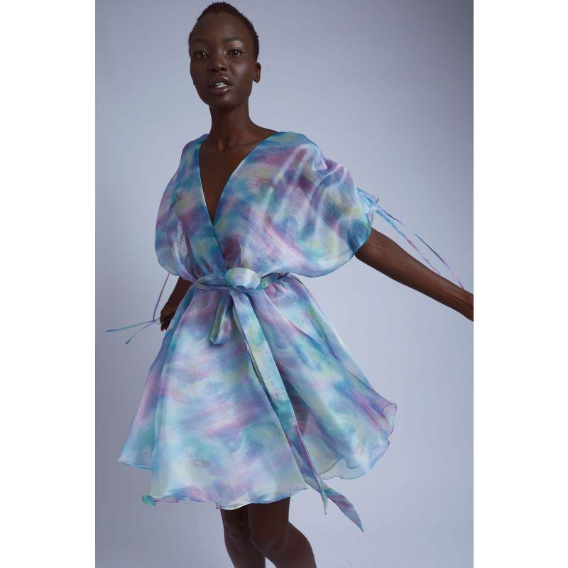 Candy Tie-Dye Wrap image