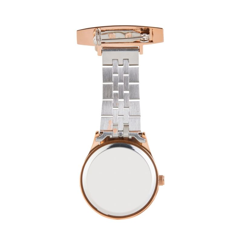 Callista Marble/Silver/Rose Gold Link Fob image