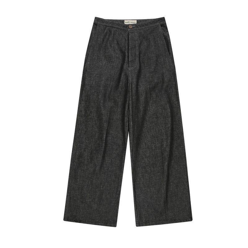 Palm Denim Pants image