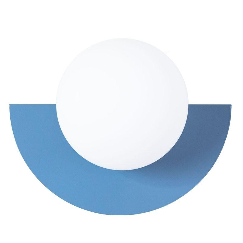 Big C.Lamp In Scandi Heaven Blue image