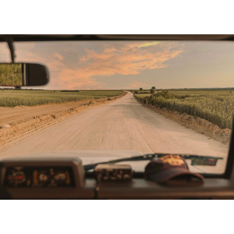 Road Print - A2 image