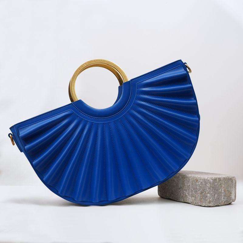 Water Moon Satchel - Royal Blue image