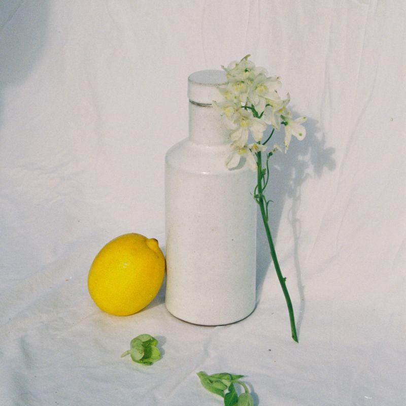 Veda Vessel - Brushed White image