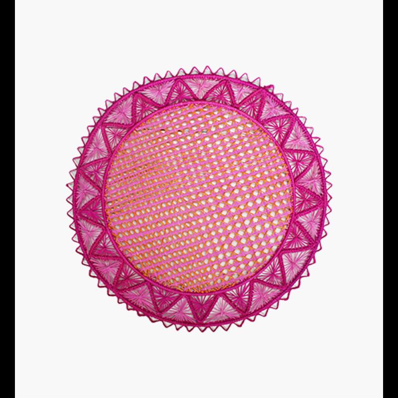 Pink Placemat Set X 2 image