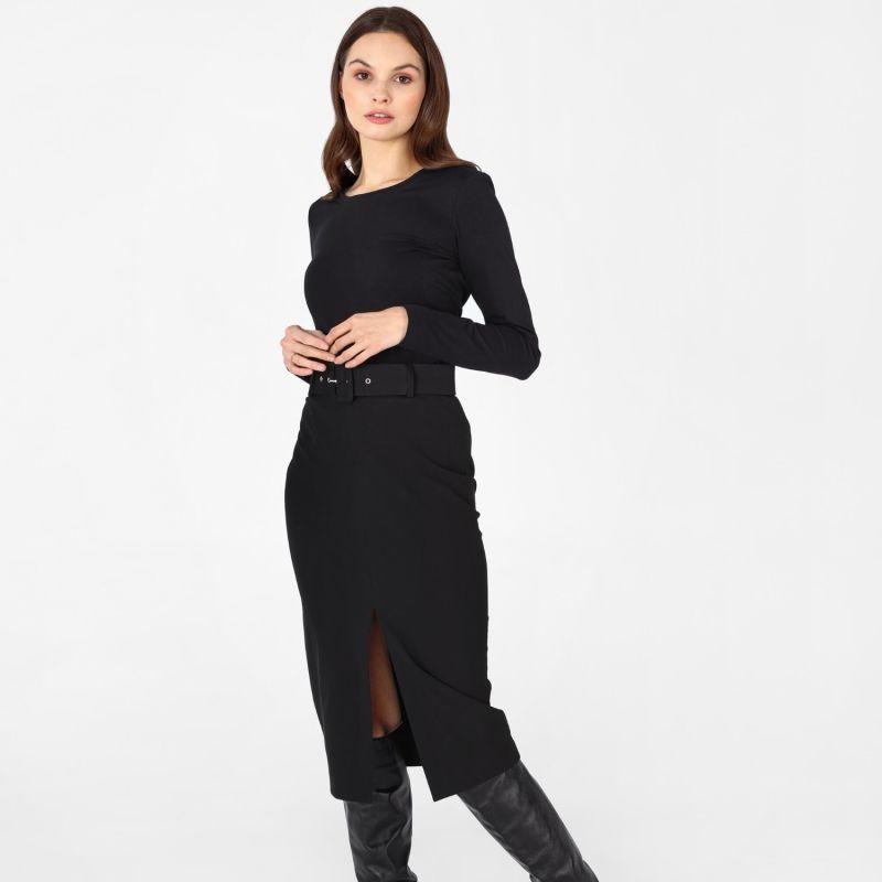 Women's Long Sleeve Black image