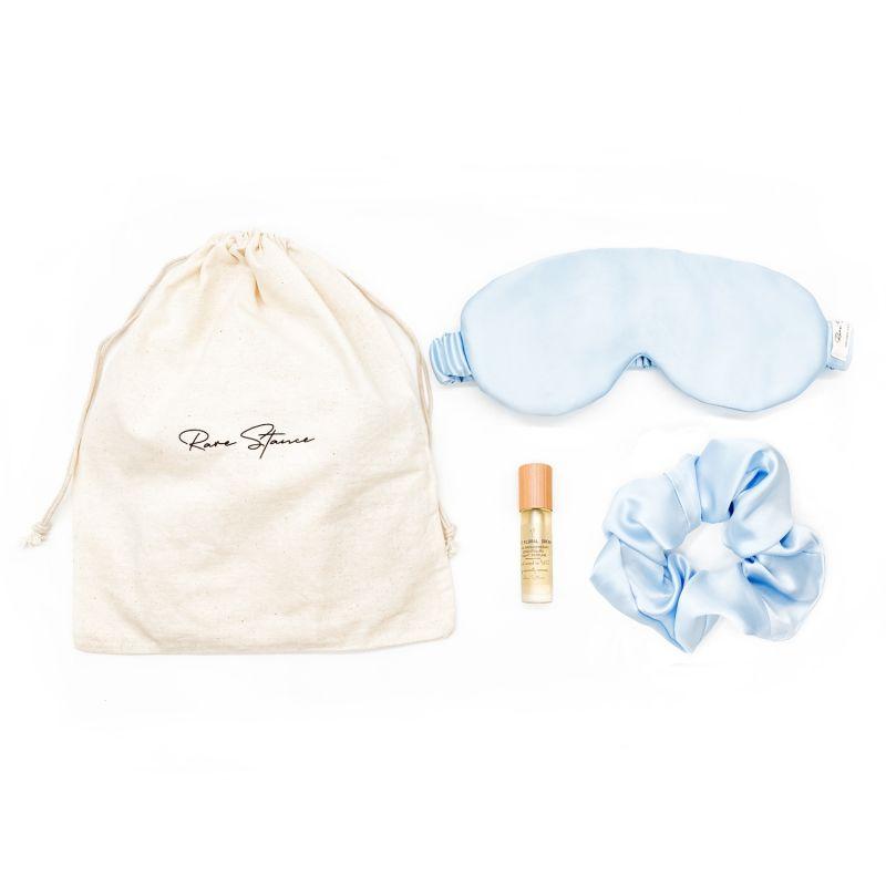 Sweet Dreams Gift Set Silk - Light Blue image