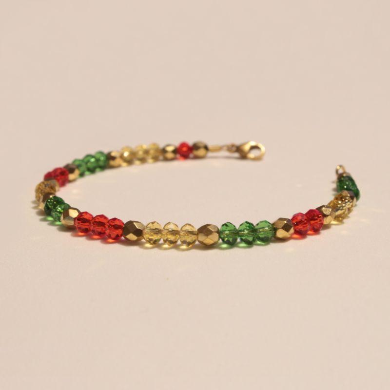 Assyrian Glass Bracelet image