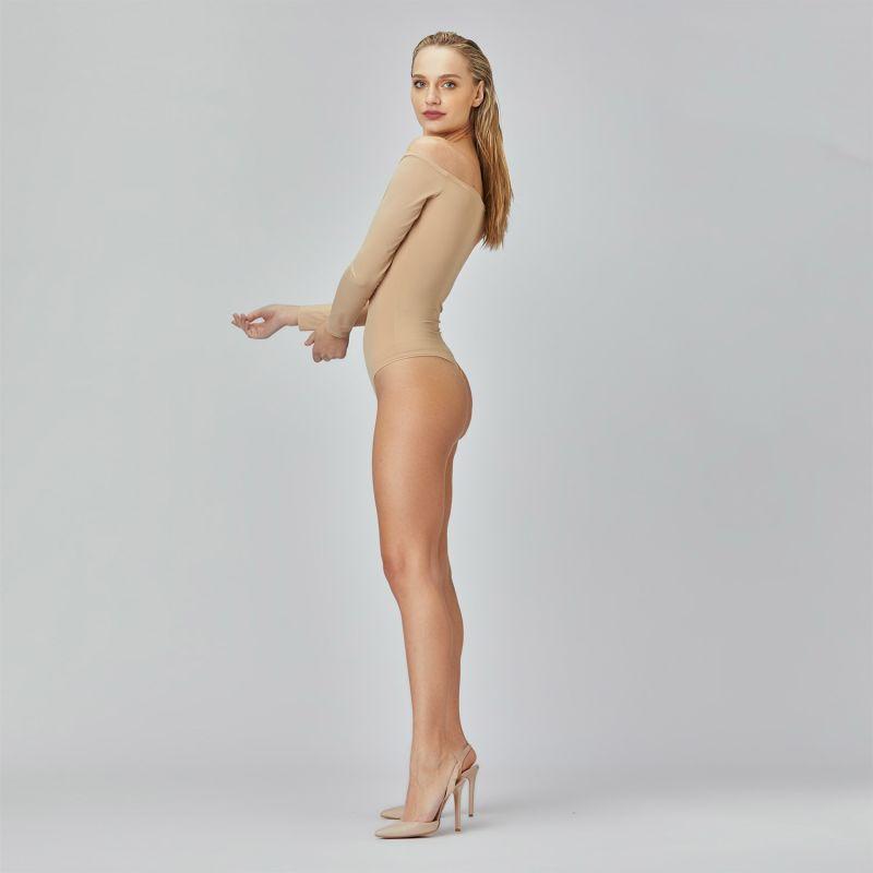 Shape Bodysuit -Nude image