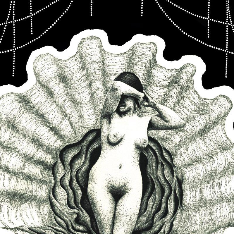 The Empress - Signed Art Print A2 image