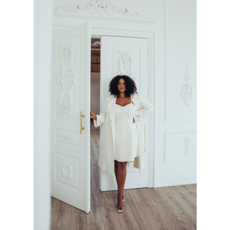 Short Bustier Dress image